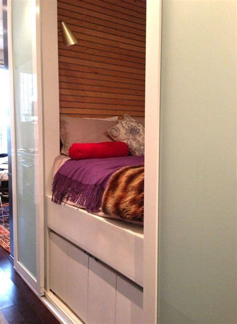 hiding bed in studio a bed hidden in plain sight in a studio apartment great for lofts too my future home