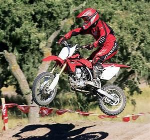 2007 Honda Crf150r - 2007 Honda Crf150r Action