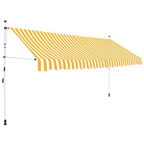manuell markise einziehbare klemmmarkise sonnenschutz balkonmarkise handkurbel ebay