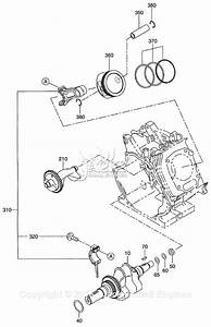 Robin  Subaru Eh41 Parts Diagram For Crankshaft
