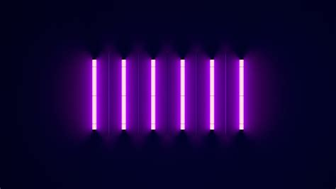 Background Neon Wallpaper 4k by Purple Neon Lights 4k Wallpapers Hd Wallpapers