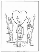 Guard Coloring Heart Pages Printable Adron Mr Bible Verse Always Ll sketch template