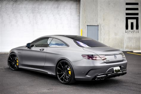 check out this uber beautiful mercedes s63 amg coupe carscoops