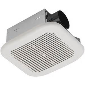 shop utilitech 2 sone 70 cfm white bathroom fan energy