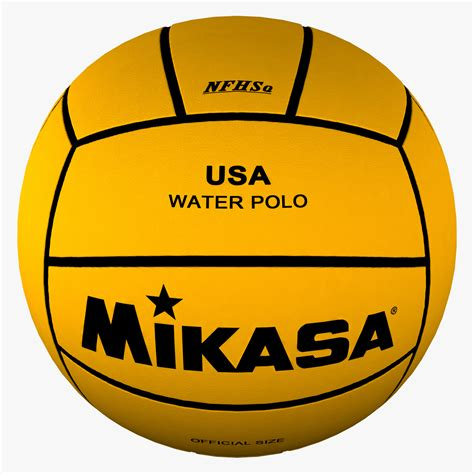water polo ball 3d max