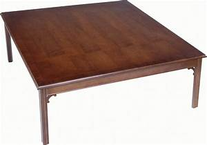 chippendale 48 square table coffee tables With 48x48 coffee table