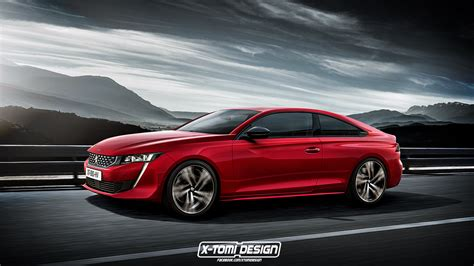 Peugeot Coupe by X Tomi Design