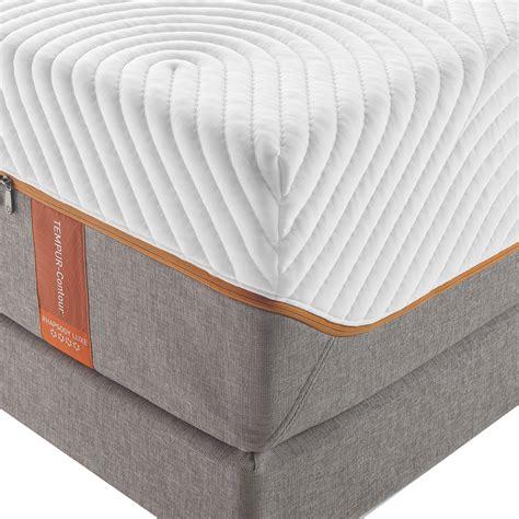 tempur pedic tempur contour rhapsody luxe queen mattress