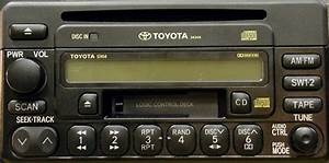 Toyota Big  5 7  Usb    Sd    Aux Interface Xcarlink