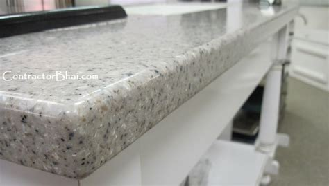 What Is Solid Surface Or Corian Made Up Of ?  Contractorbhai