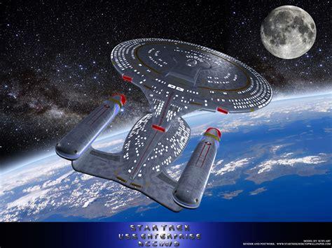 USS Enterprise Star Trek Next Generation