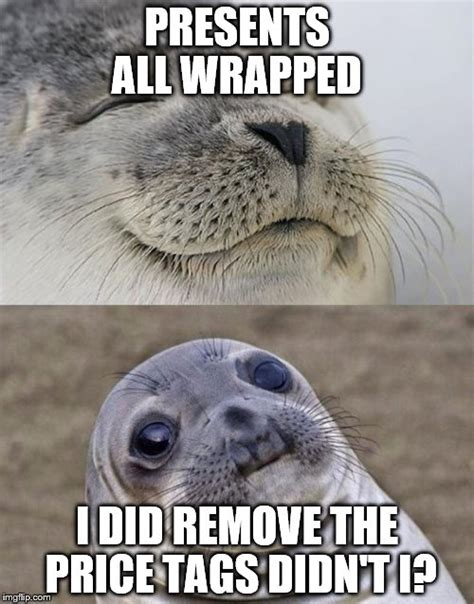 Wrapping Presents Meme - short satisfaction vs truth meme imgflip