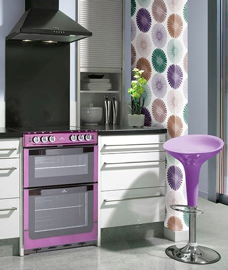 Colorful New World Freestanding Cookers
