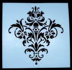 Printable Wall Stencils Designs