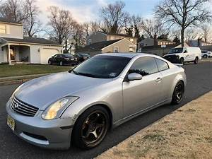 2003 Infiniti G35 Sport Coupe Manual Transmission For Sale