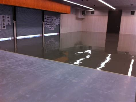 Garage Epoxy Coating, Barrie, ON   Ample Epoxy Systems