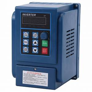 Ac 380v 1 5kw 4a Variable Frequency Drive Vfd 3 Phase