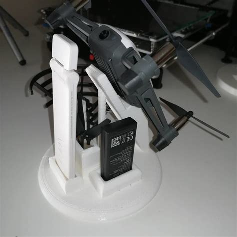 print model ryze tello display stand cgtrader
