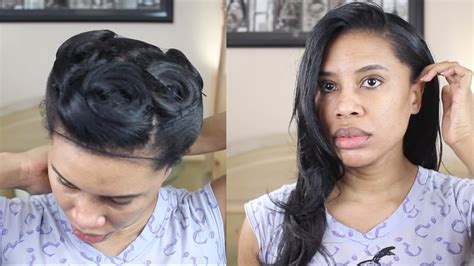How to: Pin Curls on Long Hair YouTube
