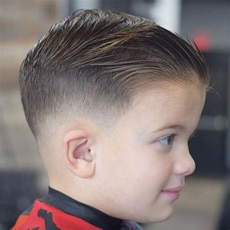 Small Boy Hairstyle by 23 Trendy And Toddler Boy Haircuts Inspiration This 2019