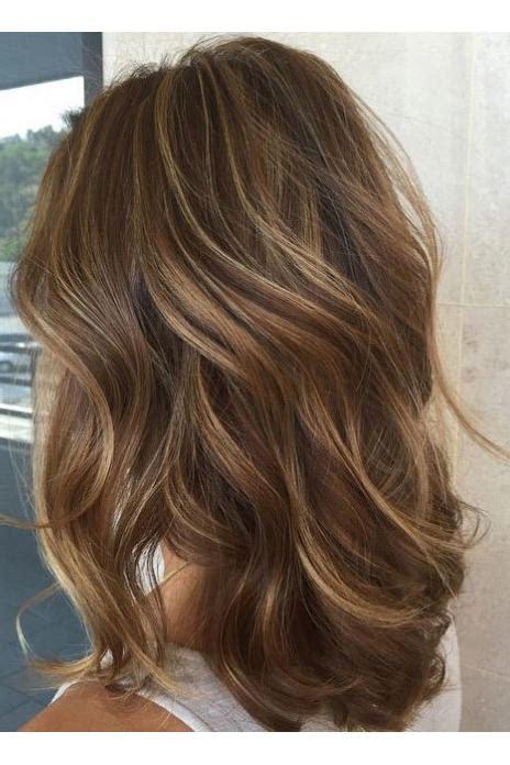 brown hair  blonde highlights   ideas