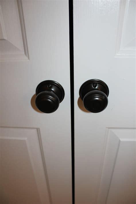 peahen pad updating door hardware