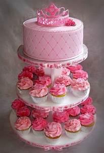 Madison's Princess Themed First Birthday Cupcake Tree