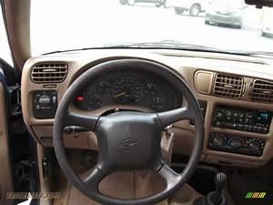 2000 Chevrolet S10 Ls Regular Cab In Indigo Blue Metallic