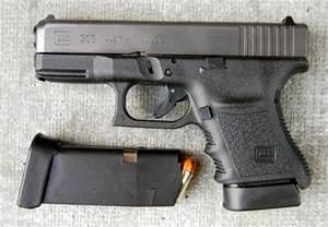 Glock 30S Concealed Carry