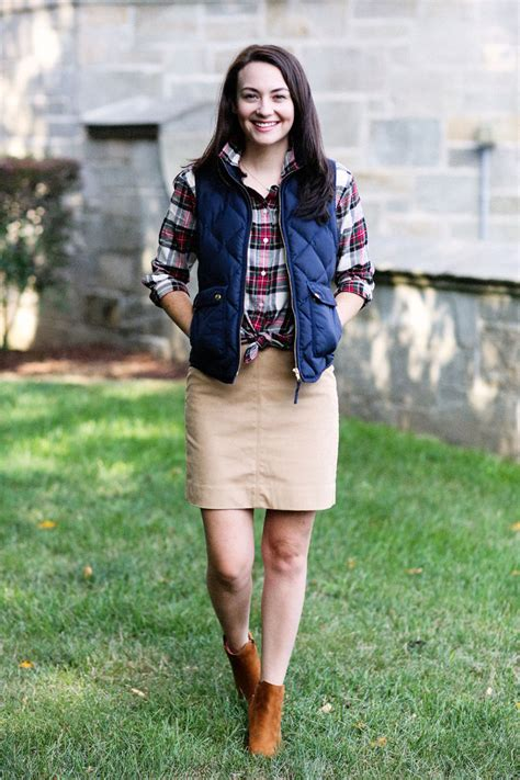 20 Preppy Fall Outfits Carly The Prepster