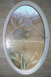 hibiscus bathroom windows frosted glass designs privacy With frosted glass patterns for bathrooms