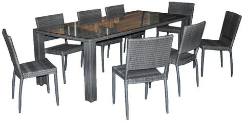 chaise et table jardin table et fauteuil de jardin reference maison