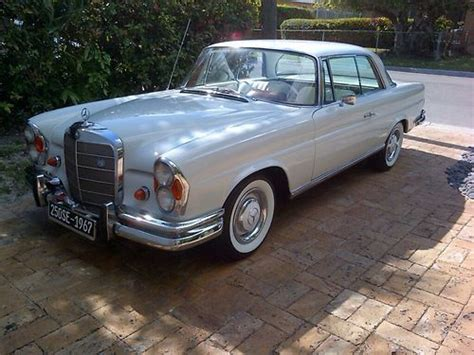 Buy Used Mercedes Benz 250 Se Excellent Condition! In