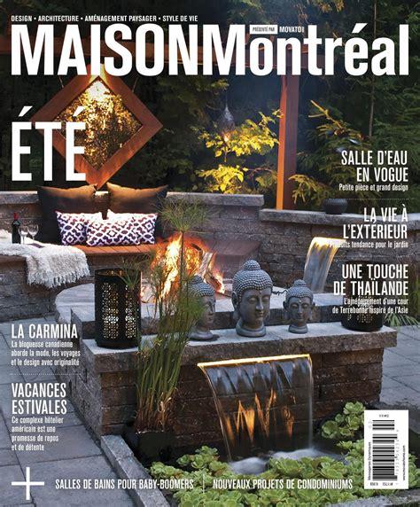 ecole de cuisine au canada maison montréal été 2017 by movatohome design architecture landscape lifestyle issuu