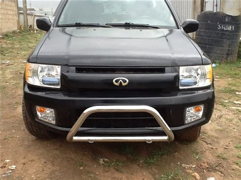 jeep infinity very clean tokunbo 2002 infinity jeep at give away autos