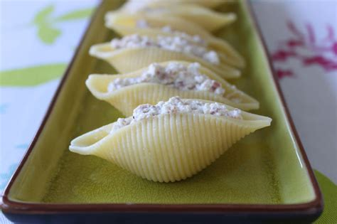 conchiglioni kesako culinaware recettes gourmandes l 233 g 232 res bluffantes et faciles