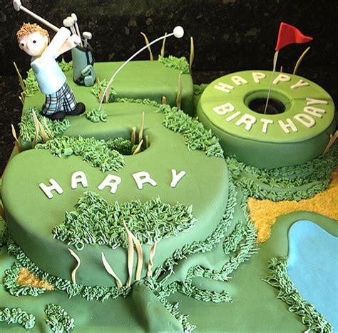 great golf cakes   golf lover   life