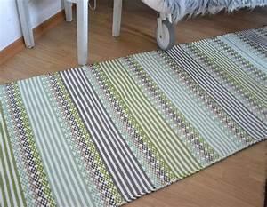 Teppich Baumwolle Waschbar : in outdoor teppich k chen l ufer mit tollem muster 70x190cm waschbar 40 grad wohnzimmer ~ Watch28wear.com Haus und Dekorationen