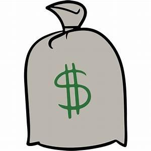 Free to Use & Public Domain Money Bag Clip Art