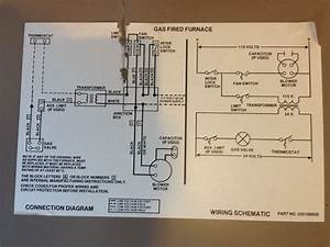 Wiring Diagram Older Furnace Heater Relay