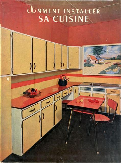 des vers dans la cuisine 17 meilleures images à propos de cuisines vintage sur