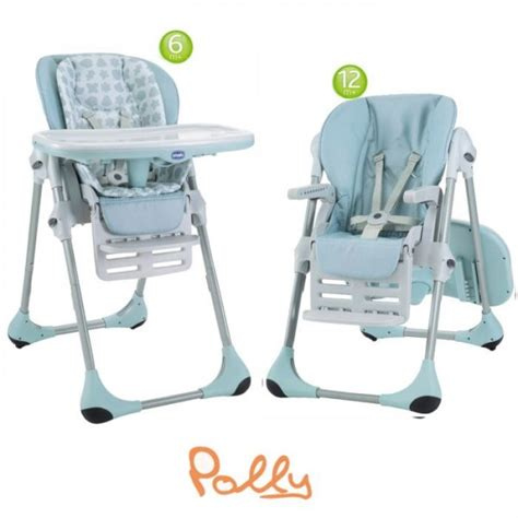 Chaise Haute Bébé Chicco Polly 2 En 1 by Chicco стол за хранене Polly 2 в 1 Shapes ново бебе