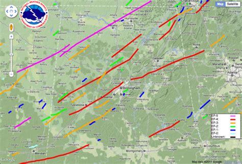 foto de April 27 2011 tornado outbreak Bhamwiki