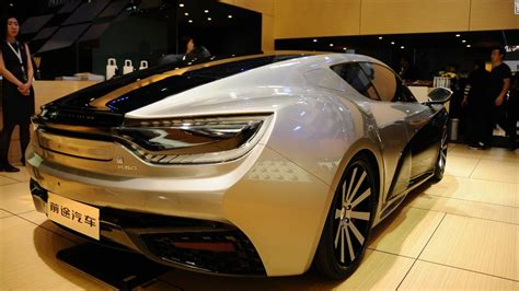 Electric Car Manufacturers by China S Nextev Faster Than Tesla Cnn