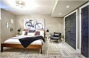 Basement Bedroom Ideas With Very Attractive Design