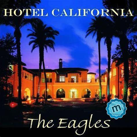 hotel california  eagles soft backing tracks