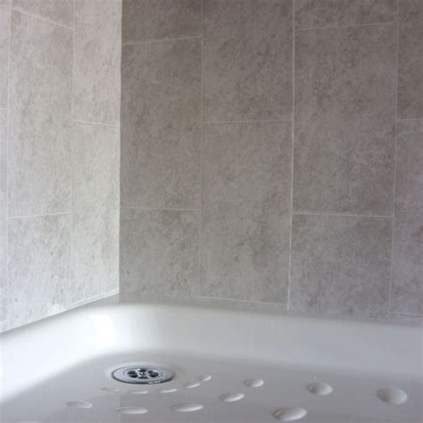 Tile Effect Bathroom Wall Panels  No Grout  No Mould