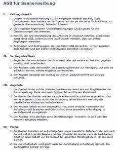 Rechnung Stellen Frist : agb online f r bannerwerbung und anzeigen ~ Themetempest.com Abrechnung