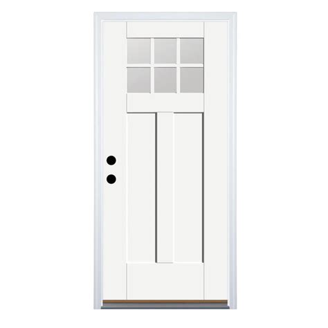therma tru benchmark doors craftsman simulated divided