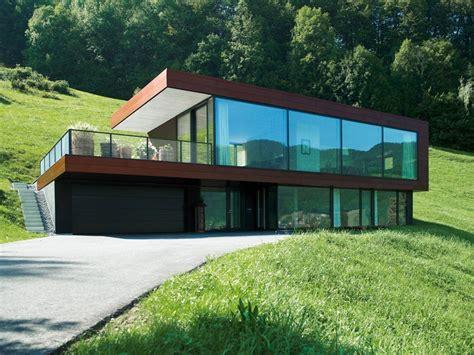 Moderne Häuser Bregenzerwald by Efh Steurer Einfamilienhaus Reuthe Querformat